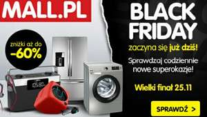 Black Friday @Mall.pl