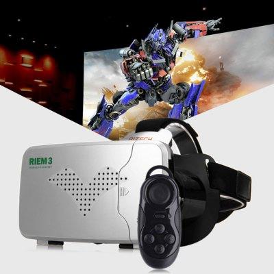 Gogle VR z pilotem RITECH Riem III @Gearbest