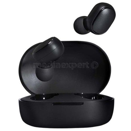 Słuchawki dokanałowe XIAOMI Redmi AirDots S Czarne w Media Expert
