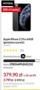 iPhone 11 PRO 64GB Space Gray - Euro RTV AGD