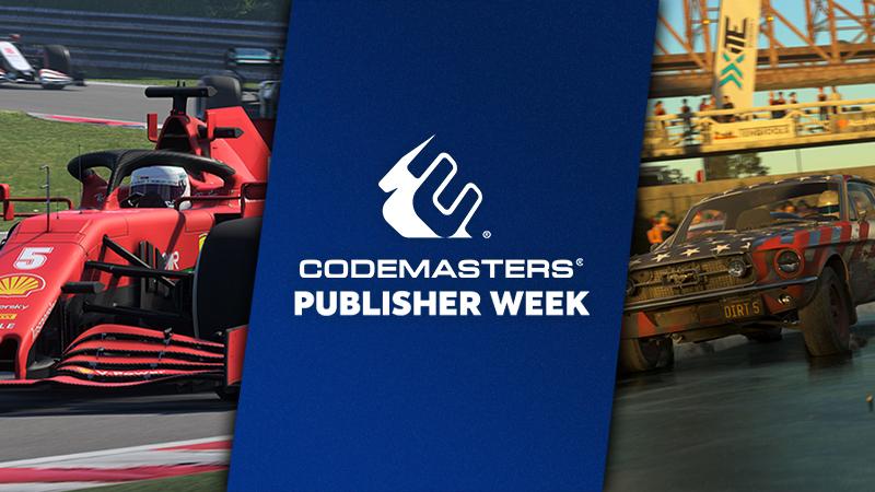 Codemasters Publisher Week wyprzedaż gier na STEAM