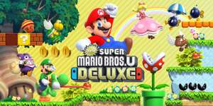 New Super Mario Bros. U Deluxe (£33.29)