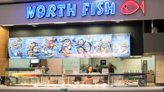 North Fish -50% od 17.00 tylko dziś