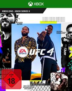 EA Sports UFC 4 (Xbox One) - Xbox Live Key - UNITED STATES 121,03 zł z pakietem Plus
