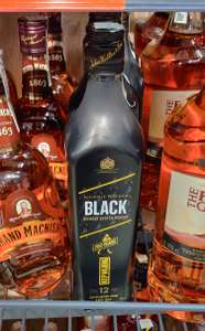 Lidl - Johnnie Walker Black Label 12yo Limited 0,7L