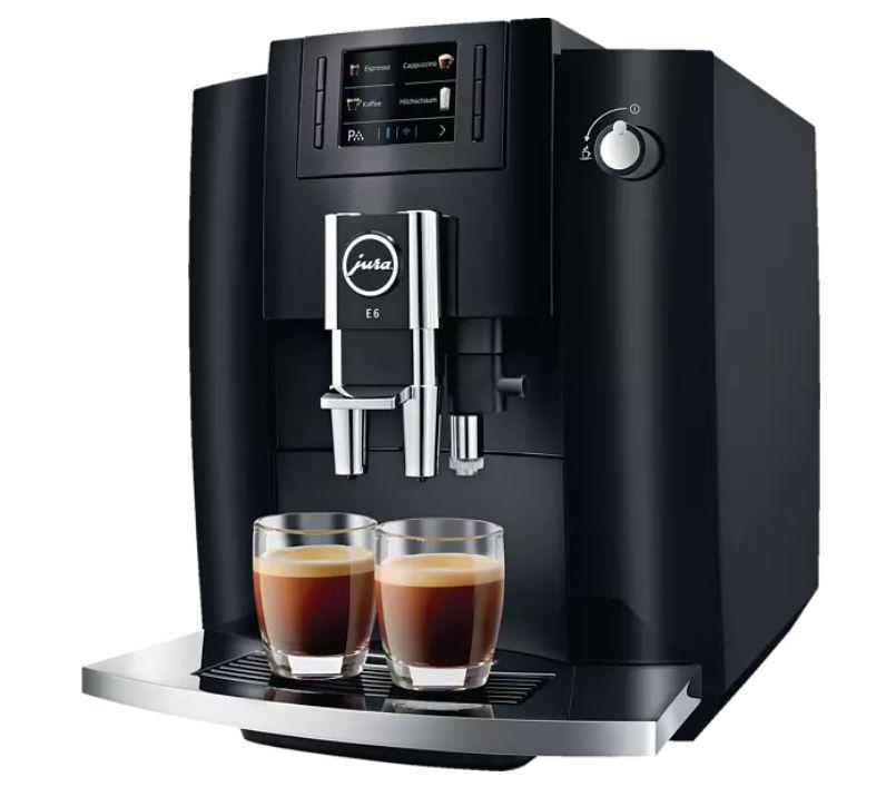 Ekspres automatyczny do kawy JURA E6 (z mediamarkt.de) €602,59