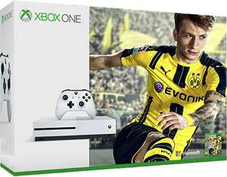 Konsola Xbox One S Fifa 17 + Dodatkowa gra + kopon 25$ za 249$