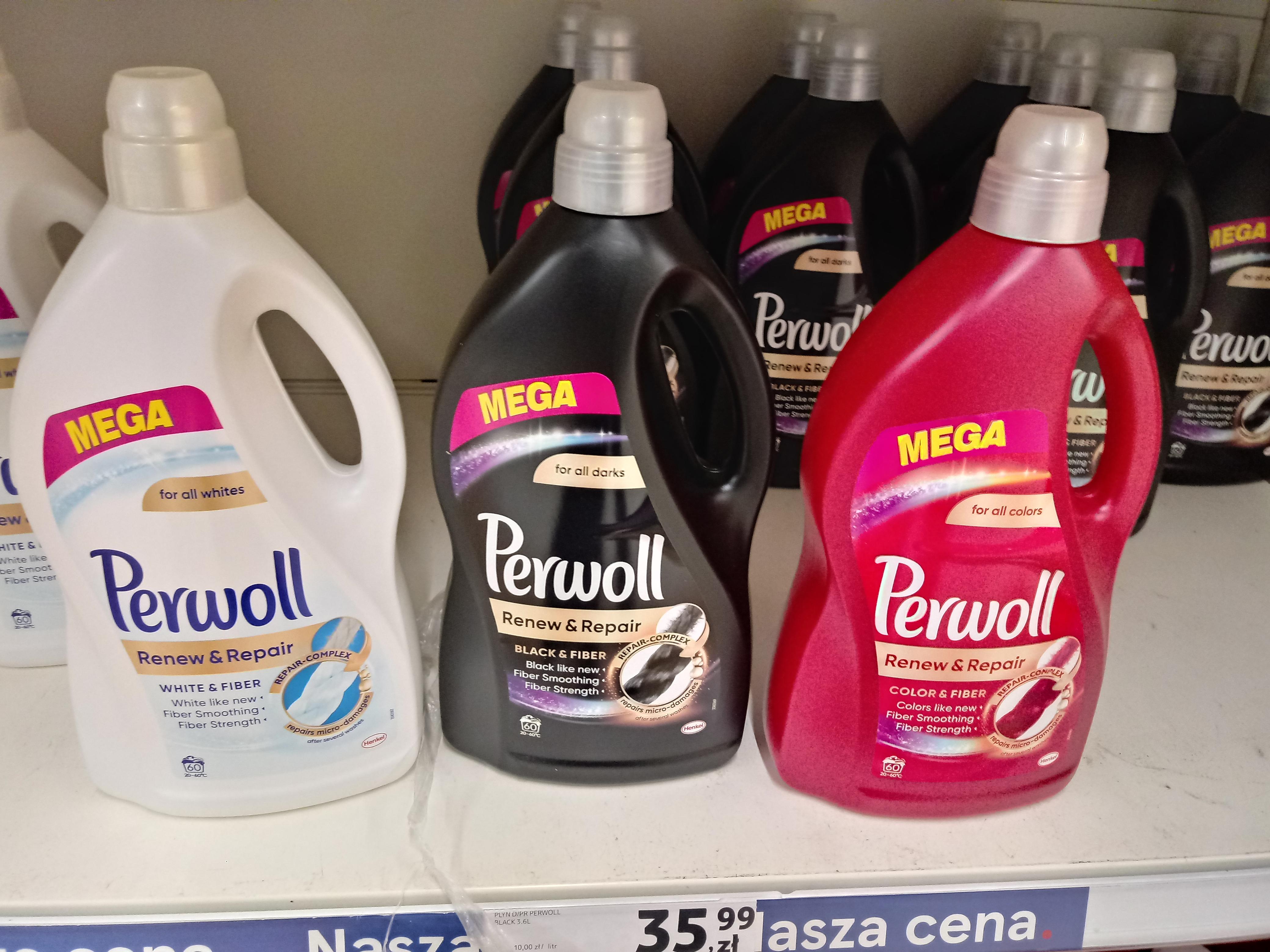 Perwoll 3.6 L Tesco