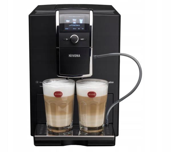 Ekspres ciśnieniowy Nivona CafeRomatica 841 NICR841, 1465 W 15bar (od OleOle na allegro)