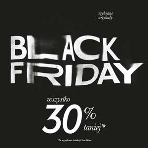BLACK FRIDAY -30% w Pepe Jeans