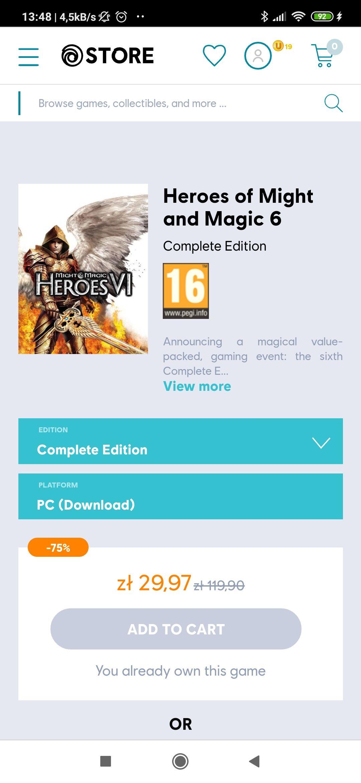 Might & Magic Heroes VI Compelete Edition