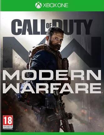 Call od Duty: Modern Warfare 2019 Xbox One Outlet