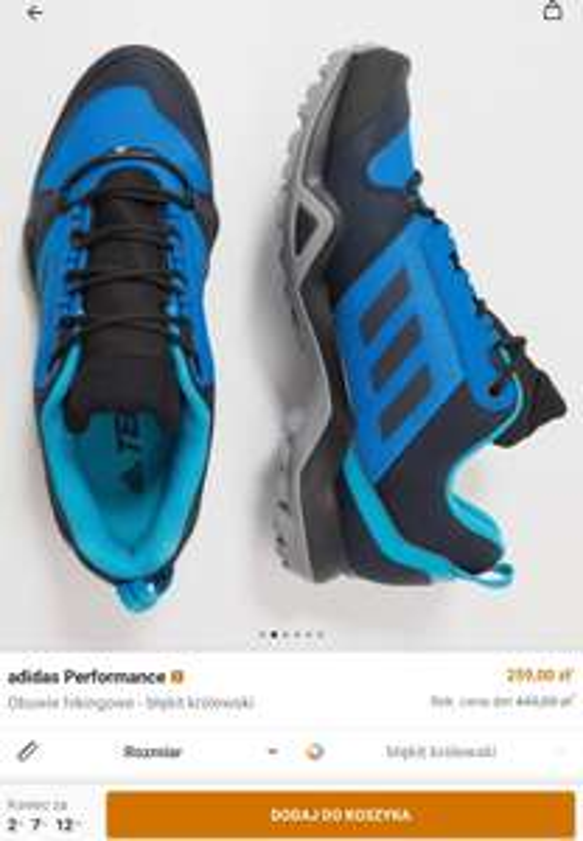 Adidas terrex performance