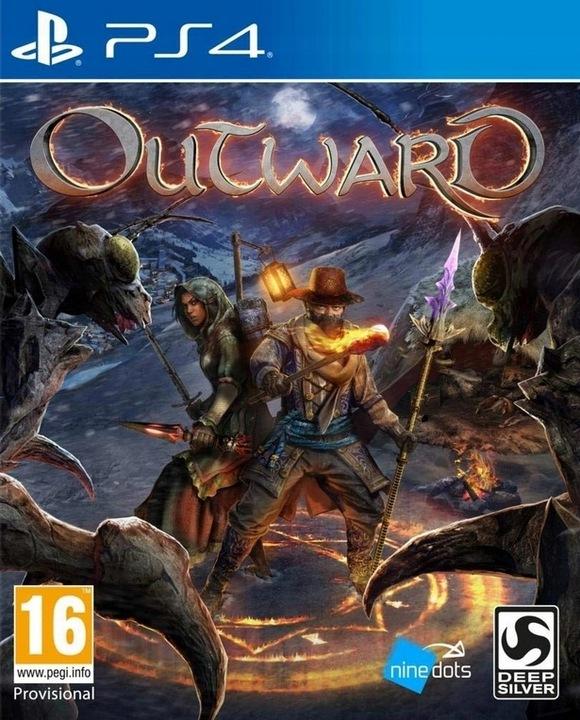 OUTWARD / PS4 / NOWA /