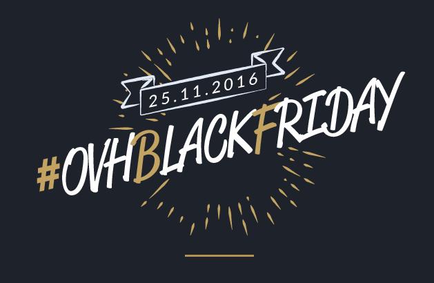 Czarny Piątek w OVH - Rabaty do -87% [black friday] @ OVH