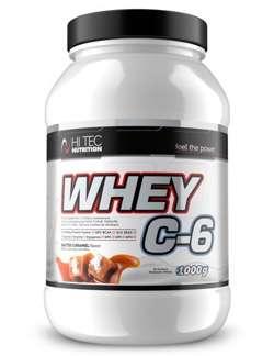 Odżywka białkowa Whey C6 1kg