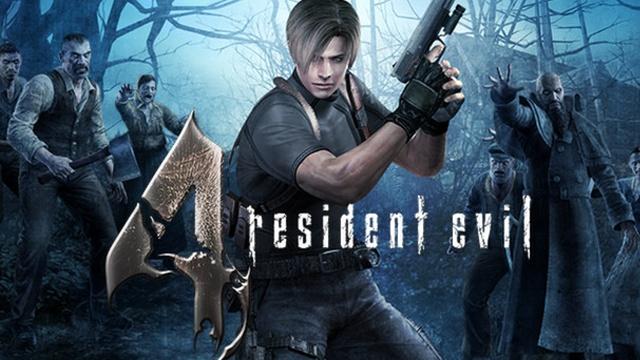 Resident Evil 4 PC Steam