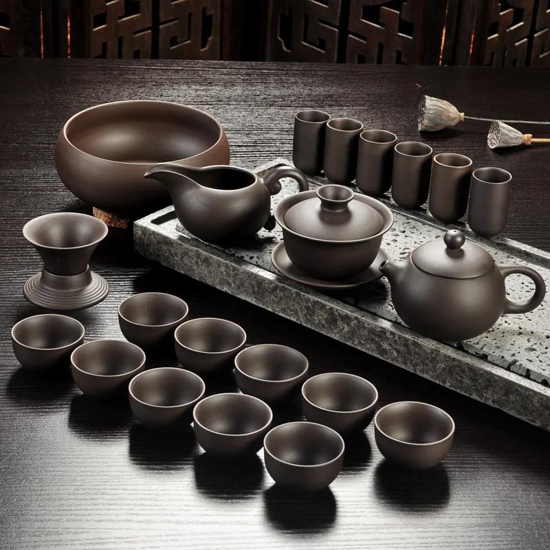 Zestaw do Herbaty (z gliny Yixing) 21,75$ + $2.63