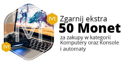 Allegro, +50 Monetprzy zakupach od 899 zł w kategorii Komputery, Konsole i automaty
