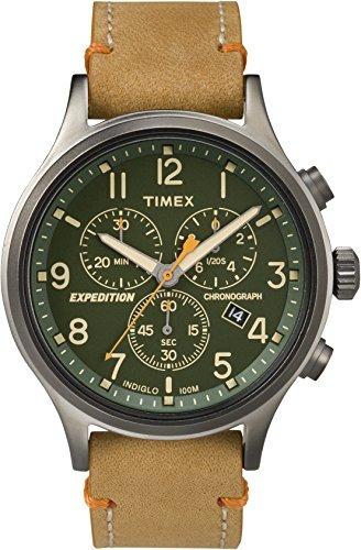 48Euro za Timex męski zegarek (chronograf) kwarcowy model - TW4B04400 (Amazon.de)