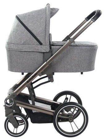 Wózek głęboko-spacerowy BabySafe Lucky za 1399zł @ babyhit.pl