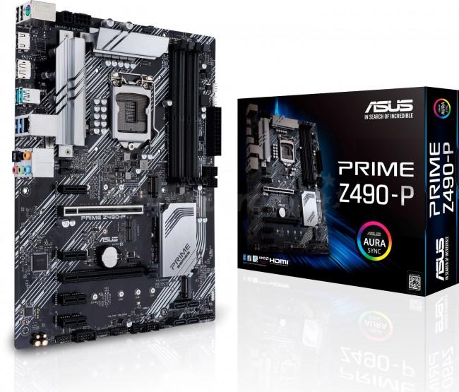 Asus Prime Z490-P Socket LGA1200