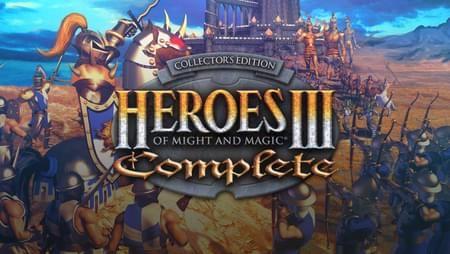 Gry z serii Heroes of Might and Magic oraz M&M 75% taniej na GOGu