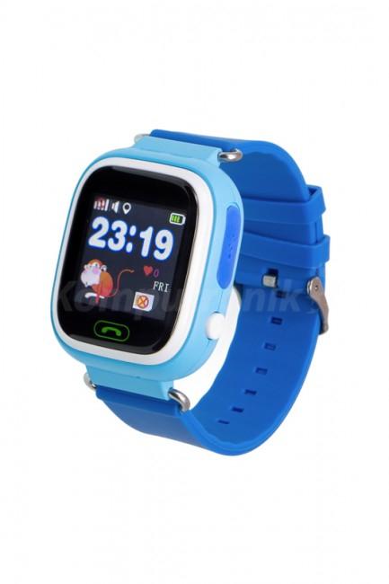 Smartwatch Garett Kids 2 niebieski dla dzieci