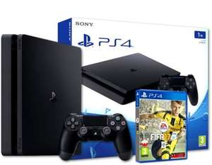 PS4 Slim 500GB + FIFA17 @Redcoon