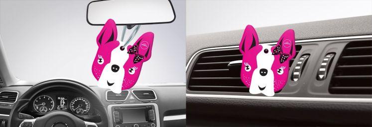 Zapach samochodowy AROMA Car Pink blossom