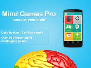 ZA DARMO : Mind Games Pro (Android - Google Play)