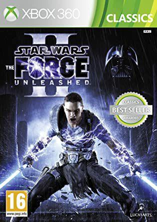 Przeceny starszych gier z serii Star Wars w węgierskim sklepie Microsoft (Xbox One/360)