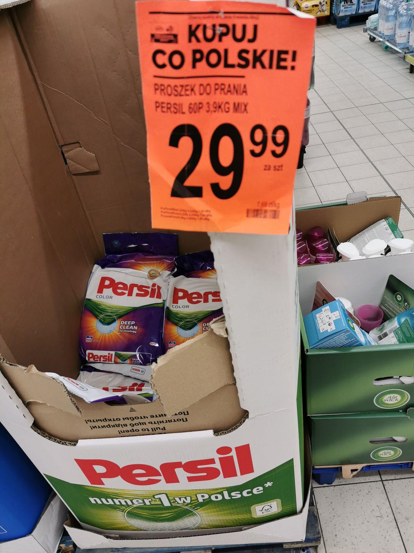 Proszek persil 3.9 kg w dobrej cenie