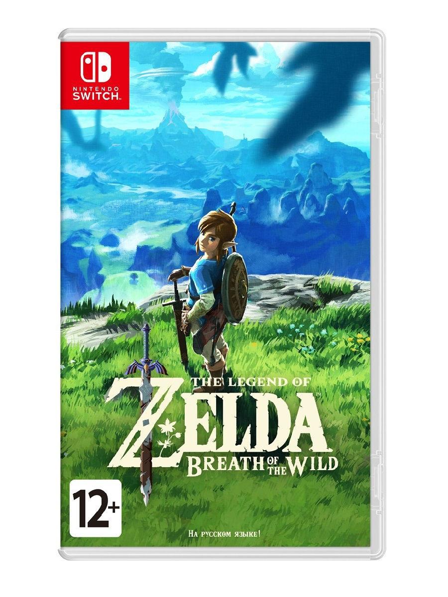 The Legend of Zelda: Breath of the Wild (Wildberries)