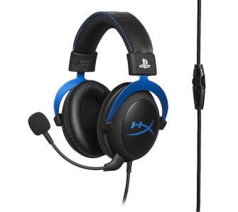 Słuchawki HyperX Cloud PS4 HX-HSCLS-BL/EM
