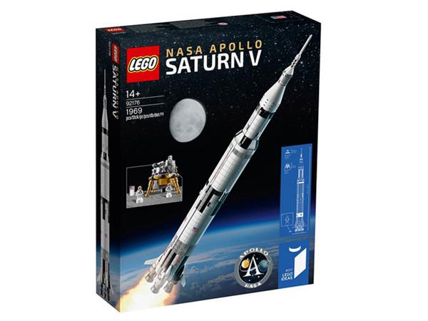 LEGO® 92176 Ideas - Rakieta NASA Apollo Saturn V