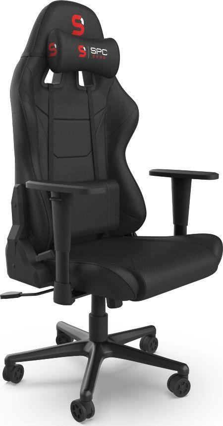 Fotel gamingowy SPC Gear SR300F v2 Czarny