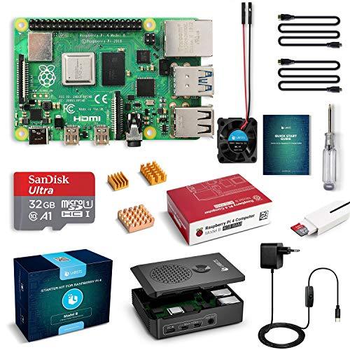 Labists Raspberry Pi 4 model B (4GB) 82,49 €