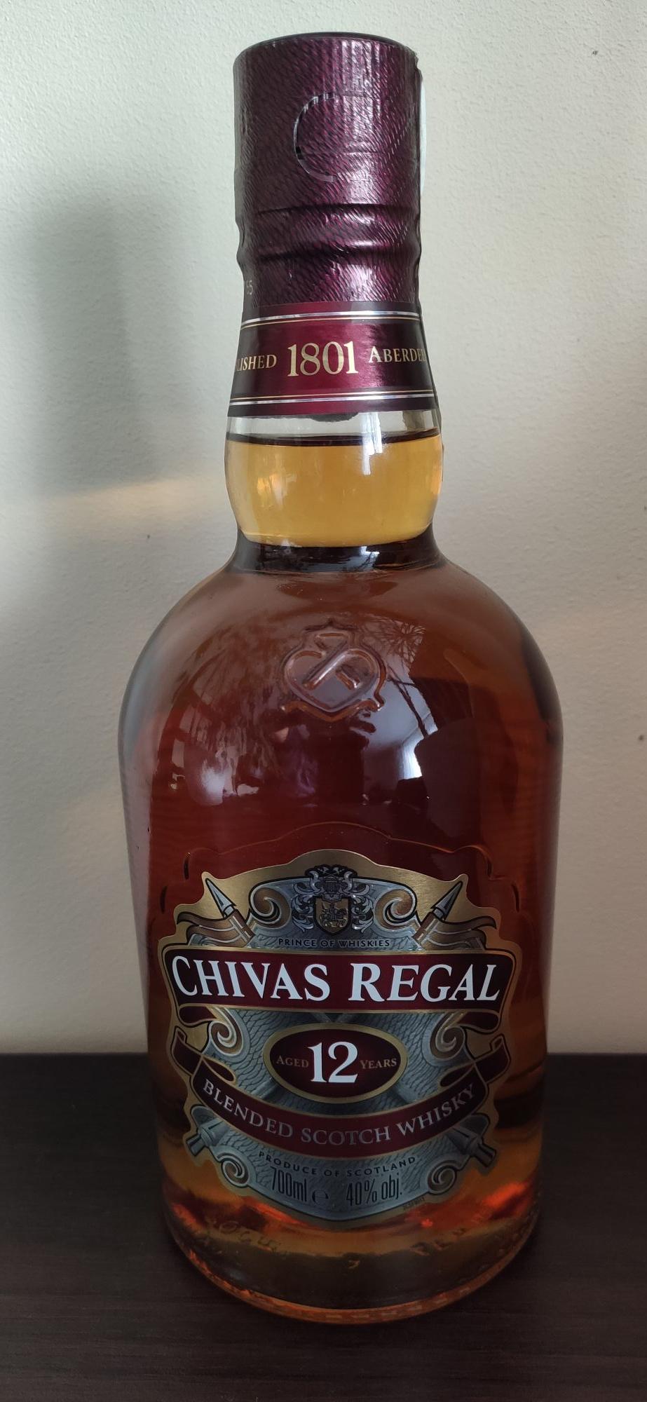 Chivas Regal 0,7l Scotch Whisky Netto