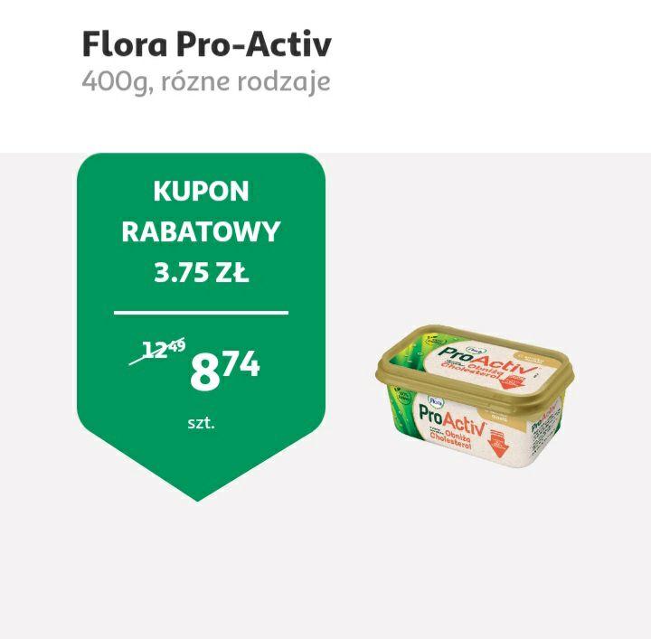 Flora Pro-Activ (Auchan aplikacja)