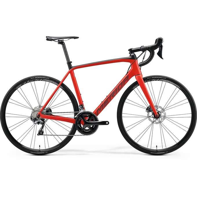 Rower Szosowy Merida Scultura 5000 disc (karbon, Ultegra, tarczówki)