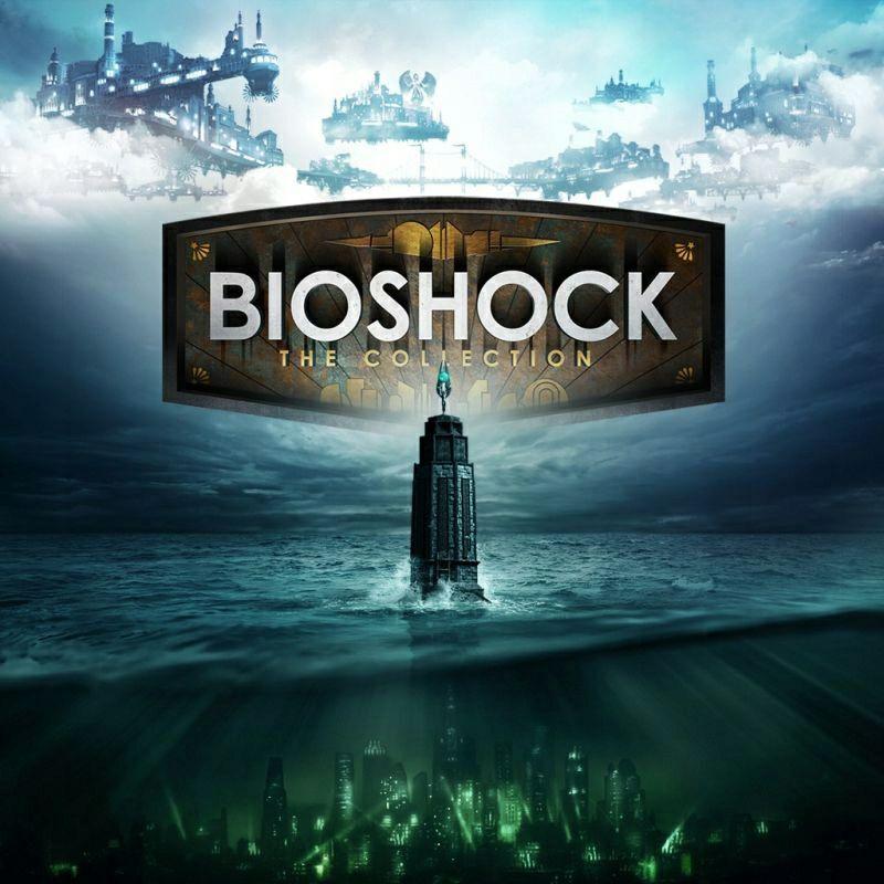 BioShock The Collection, wersja cyfrowa Xbox one