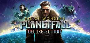 Age of Wonders: Planetfall - Deluxe Edition Steam [PC]
