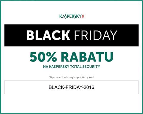 KASPERSKY TOTAL SECURITY Multi-Device, -50% na WSZYSTKIE WARIANTY LICENCJI !