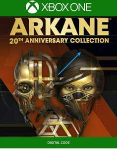 Arkane - Anniversary Collection (Xbox One) Xbox Live Key ARGENTINA