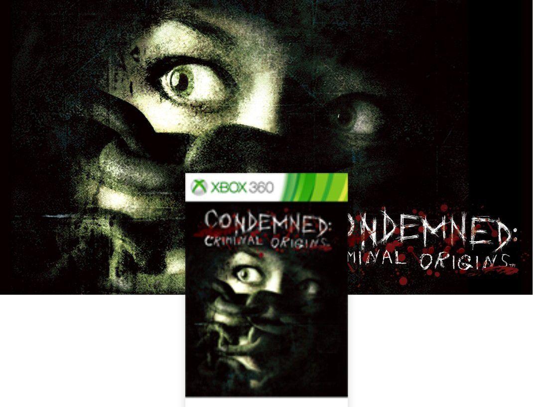 CONDEMNED - SKAZANY XBOX z Microsoftu