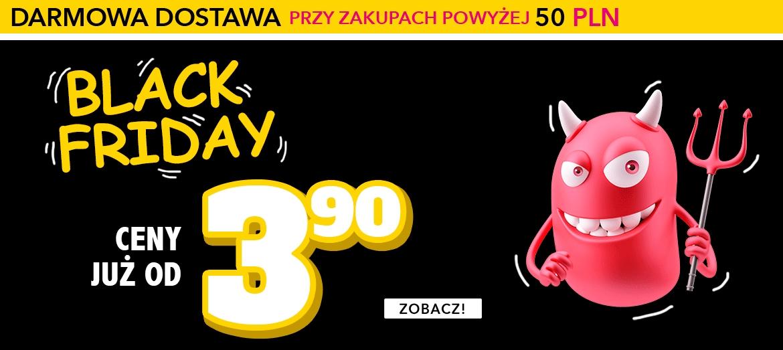 BLACK FRIDAY w eButik.pl + kod -60% na NOWOŚCI!