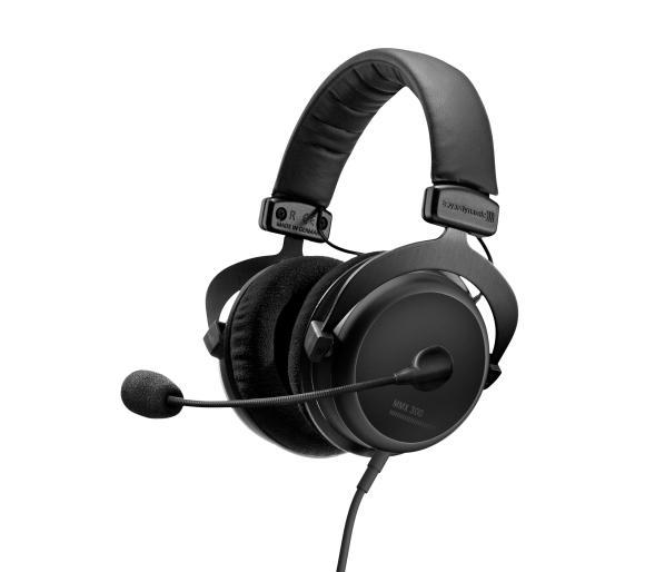 Słuchawki z mikrofonem Beyerdynamic MMX 300 2gen