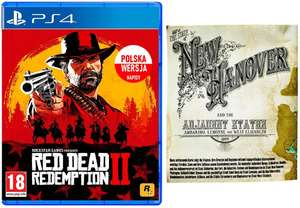 Red Dead Redemption 2 PL PS4 RDR II NOWA
