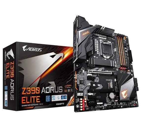 Gigabyte Z390 AORUS ELITE Socket 1151